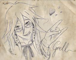 Grell by orichime-oro