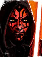 Sith Lord: Maul by Ninjacompany