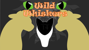 New Wild Whiskers Logo by AnScathMarcach