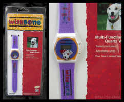 Wishbone Watch - Purple by The-Toy-Chest