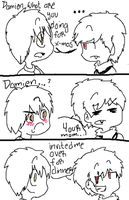 Damien..Fuck you by AskDamien-Thorn