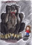 AT - the Killer Mutant Bunny by StarlightsMarti