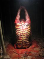 Flayed Man by CliveBarker