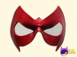 Jason Todd Red Hood Inspired Mask by teenygeek