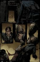 Silent Hill Downpour: Anne's Story #2 Page 7 by T-RexJones