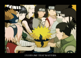 Everyone That Matters by CrystalLynnblud
