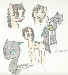 Clement by Violetthefox0001