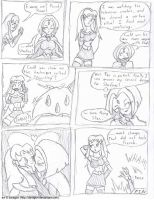 Frenching by daragon by starfireraven