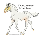 A1912  Foal Design by ValiantShadow