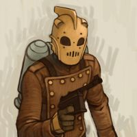 Rocketeer by atomicman