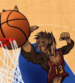 Basketball by Augustus13