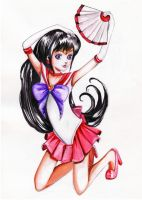 Sailor Mars by betimoo