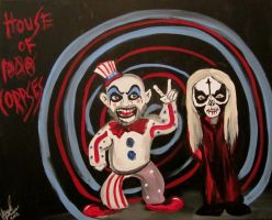 House of 1000 Corpses by AmandaPainter87