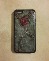 Tumor - iPhone 6/6s phone case by Twistedbry