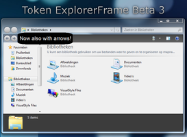 Token ExplorerFrame Beta 3 by Seahorsepip
