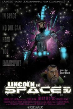 Lincoln in Space by nightlink