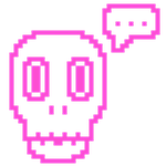 Silent Skull by TimboJay