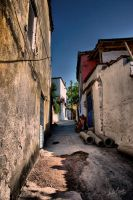 street of urla by kadox