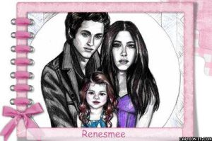 Renesmee and Fam by lag111