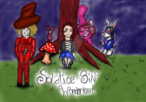 SolAlice SiN Nightmares by TimidNo3