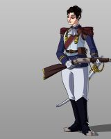 The Order: 1886 - Cuirassier Outfit by Lord-Of-The-Guns