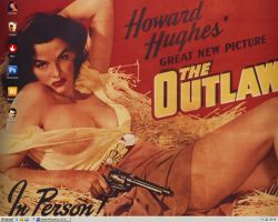 the outlaw desktop by roberlan