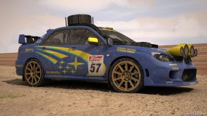 Subaru WRXSti rally edition2 by RJamp