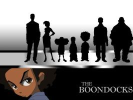 The Boondocks: Cast by jtyoboy