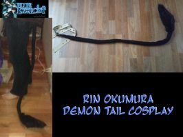 Cosplay: Rin Demon Tail by Gemema537