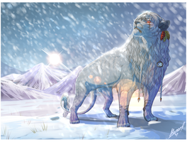 Snowstorm by arucarrd