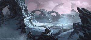 Icy Expedition by Spex84