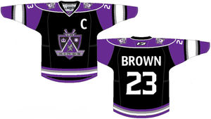Los Angeles Kings Concept Jersey by Khamomile-Tea