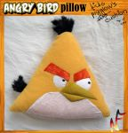 Angry pillow by Phoeline