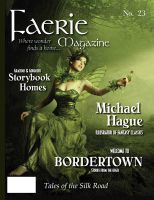 Faerie Magazine Cover by Lady-Symphonia