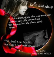 Bella and Jacob by gategirl700