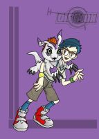 Joe_Gomamon by Silvaras