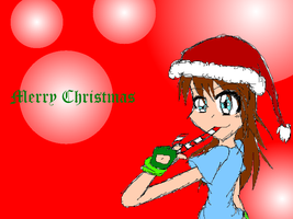 Carly.H Christmas by CarlyChannel