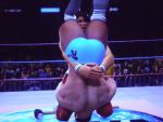 Chun-li piledrives Davey Richards part 7 by fzero64