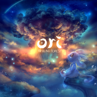 Ori and the Blind Forest by littlepolka