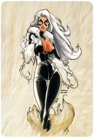Black Cat by BenComics
