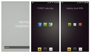 android setup for september by unrealrik