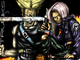 Trunks by Ddog04
