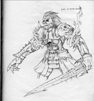 Lord of  Death Knights by SoulBrake