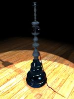 Hookah - Water Pipe by Slitwalker