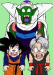 Picolo Trunks Goten by lillybelle14