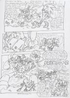 Commish: Metal Disorder pg1 by BlueIke