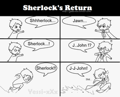 Sherlock's Return Scenario 1 by TuluXVane