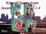 King of Queens  Icons by DonPate