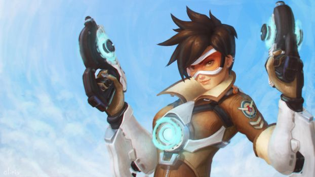 Tracer  by Eli-riv