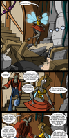 Misadventures of the Scavengers pg 8 by TheCiemgeCorner